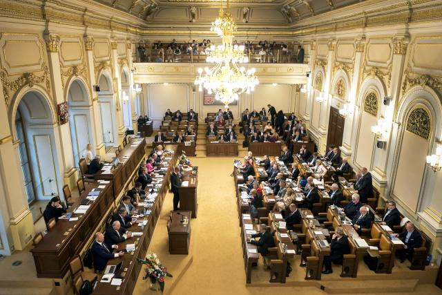 Poslanecká sněmovna | foto: Michaela Danelová,  iRozhlas