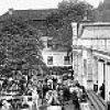 Stará kolonáda v Lázních Běloves